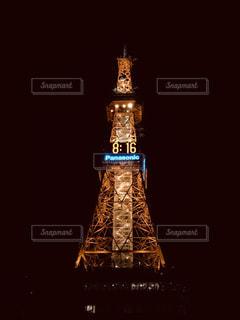 札幌タワーの写真・画像素材[2242549]