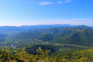 The view from the mountainの写真・画像素材[2490689]