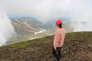 北海道1高い山の写真・画像素材[2673122]
