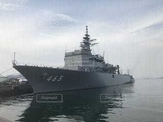 海上自衛隊掃海母艦うらがの写真・画像素材[1207494]