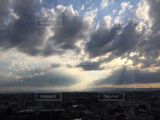 空の雲の写真・画像素材[1207619]