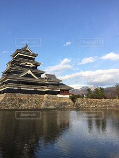 松本城正面左の写真・画像素材[1209471]