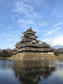 松本城正面の写真・画像素材[1209473]
