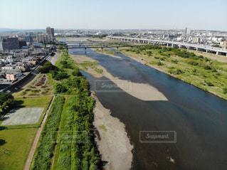 相模川の写真・画像素材[1211479]