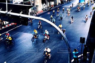 サイクリングの写真・画像素材[1229521]