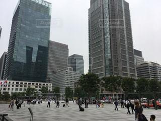 東京駅丸の内口ビルの写真・画像素材[1210024]
