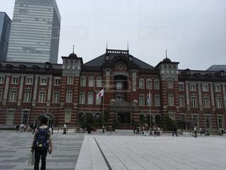 東京駅丸の内駅舎の写真・画像素材[1210025]