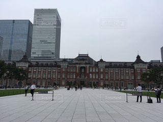 東京駅丸の内駅舎の写真・画像素材[1210026]