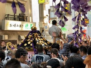 三社祭の写真・画像素材[1210557]