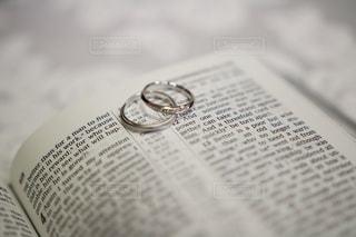 指輪の写真・画像素材[1215096]