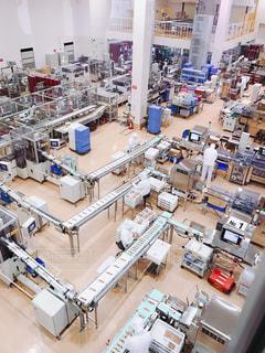静岡県浜松市のうなぎパイ工場の写真・画像素材[1223609]