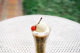コーヒーフロートの写真・画像素材[1308954]