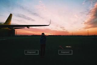 空の旅の写真・画像素材[1656584]