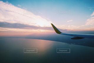 空の旅の写真・画像素材[1656585]