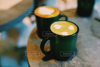 まったりカフェ時間の写真・画像素材[1672337]