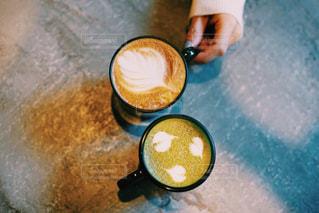 まったりカフェ時間の写真・画像素材[1672338]