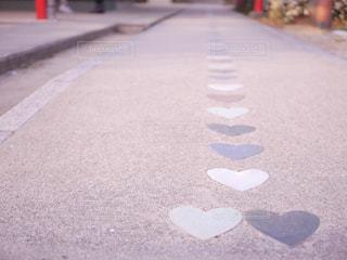 恋の道の写真・画像素材[1591026]
