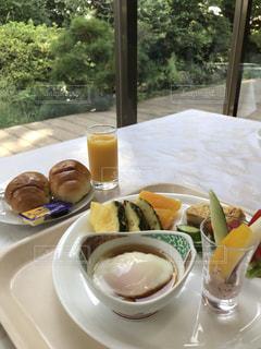 朝食の写真・画像素材[1451813]