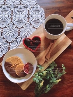 コーヒータイムの写真・画像素材[1782252]