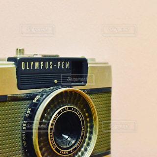 オールドカメラの写真・画像素材[1244347]
