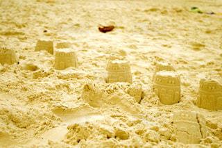 砂遊びの写真・画像素材[1226188]