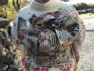 衣装を着ている人の写真・画像素材[1215454]