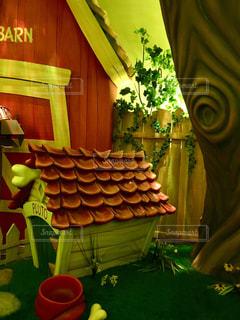 プルートの家の写真・画像素材[1255191]
