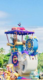 パレードのゼペットじいさんの写真・画像素材[1259051]