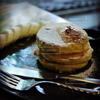 パンケーキの写真・画像素材[1214225]