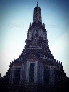 ワットアルン 暁の寺の写真・画像素材[1215139]