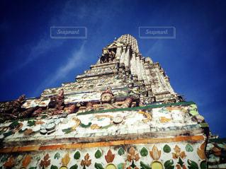 ワットアルン 暁の寺の写真・画像素材[1215141]