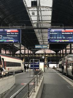 スイス国鉄の写真・画像素材[1215735]