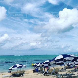 砂浜の写真・画像素材[1640342]