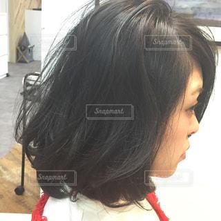 髪型の写真・画像素材[1408708]