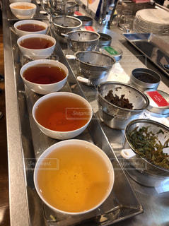 きき紅茶の写真・画像素材[1217998]