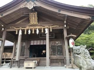 竈門神社の写真・画像素材[1225036]