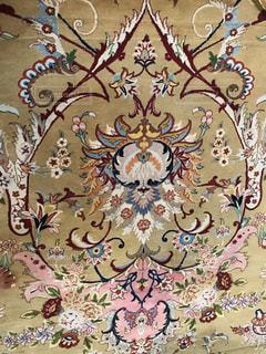 9奥円の絨毯の写真・画像素材[1260319]