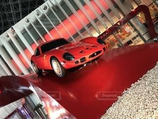赤い車の写真・画像素材[1260352]