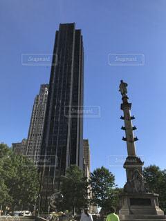 都市の高層ビルの写真・画像素材[1293270]