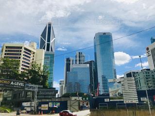 大きな建物の写真・画像素材[2337772]