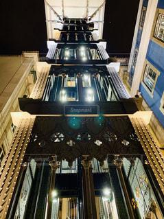 サンタジョスタのエレベーターの写真・画像素材[2964719]