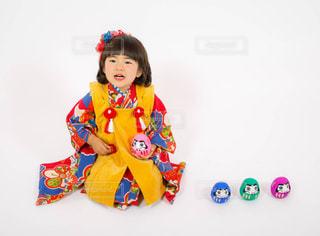 小さな女の子の写真・画像素材[1217171]