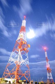 鉄塔の写真・画像素材[1223127]