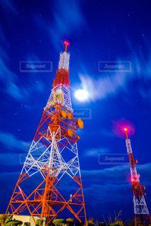 鉄塔の写真・画像素材[1223128]