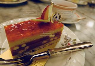 カフェのケーキ - No.1219650