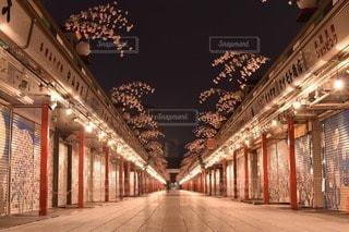 夜景の写真・画像素材[39500]