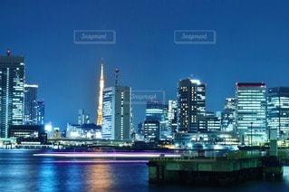 東京タワーの写真・画像素材[44554]