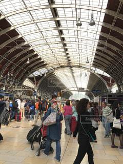 ロンドン・パディントン駅の写真・画像素材[1222653]