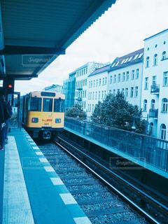 ベルリンの地下鉄の写真・画像素材[1231829]
