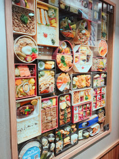 新宿駅の駅弁屋さんの写真・画像素材[1237075]